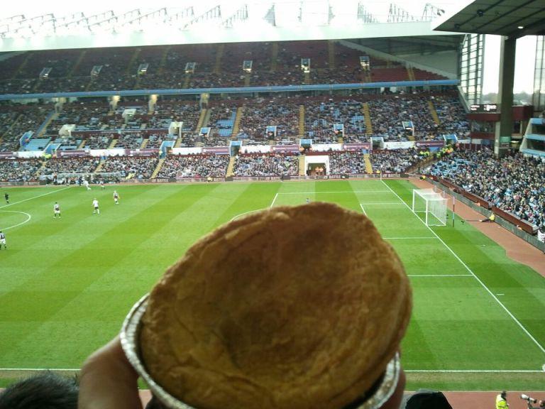 Aston Villa- 10 March 2012