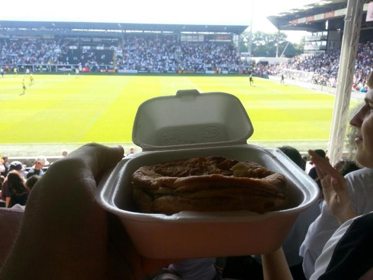Fulham- August 18 2012