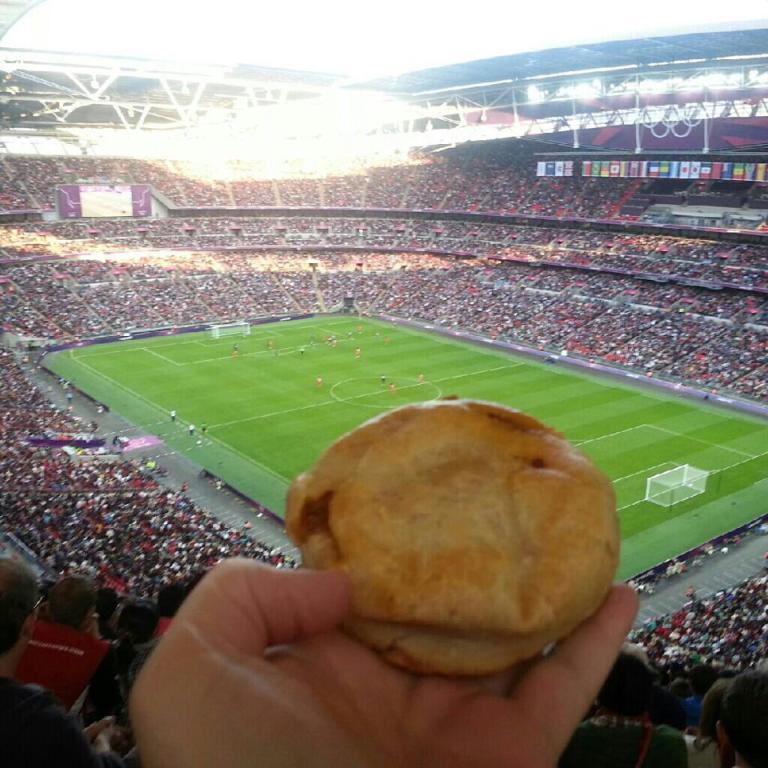 Wembley- 7 August 2012
