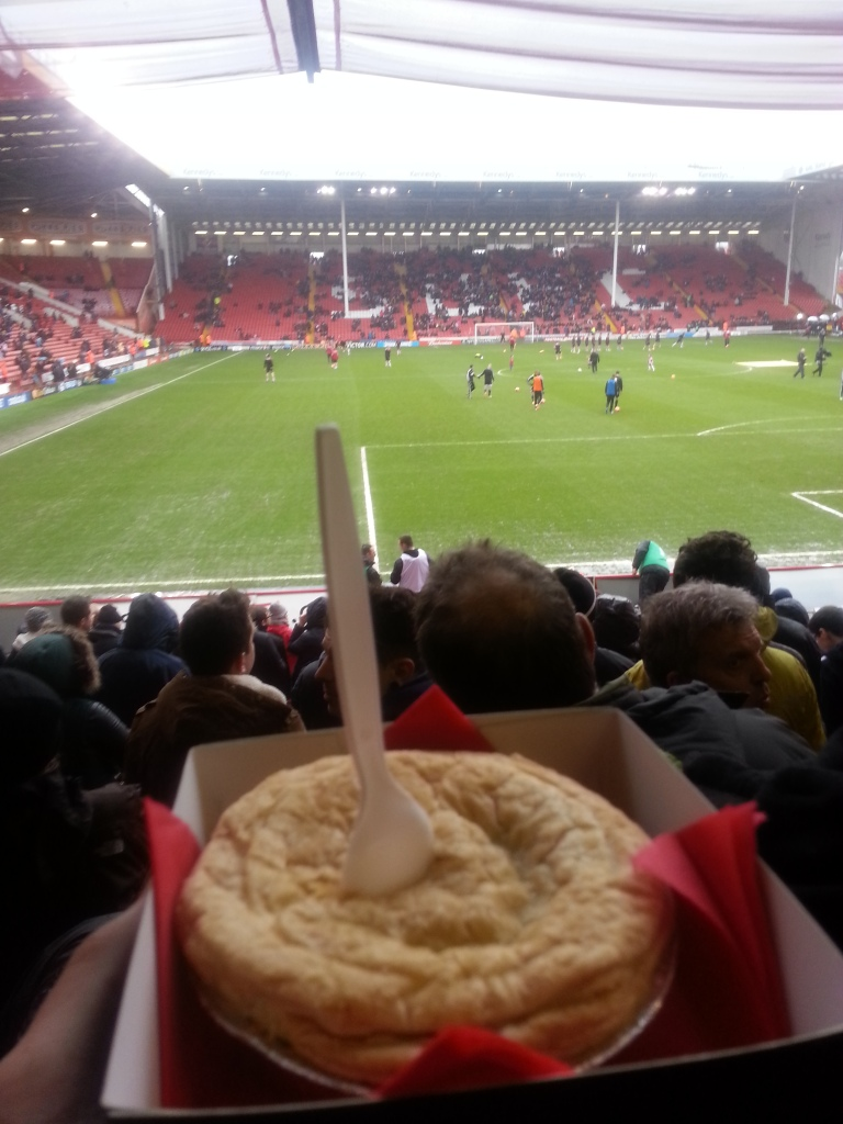 Sheffield United-26 Jan 2014