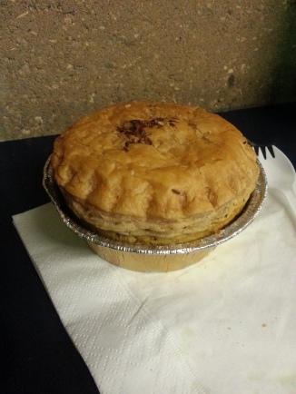 Spurs- 19 April (Pie)
